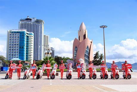 Air Asia Khởi Động Tại Nha Trang