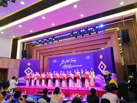 Lễ khai trương Mường Thanh Luxury Viễn Triều ngày 10/01/2019