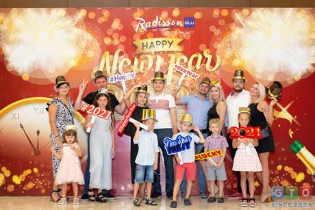 Countdown Chào đón năm mới 2021 tại Radisson Blu Resort Phú Quốc