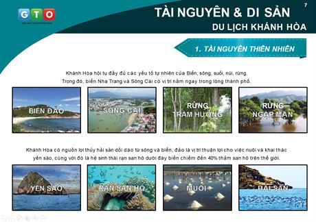 GTO MEDIA_ Tài nguyên và di sản du lịch Khánh Hòa