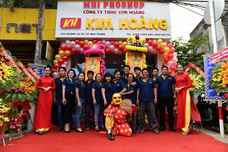 Lễ khai trương Mitsubishi Heavy Industries Air Conditioners Proshop của Công ty TNHH Kim Hoàng 20/02/2019