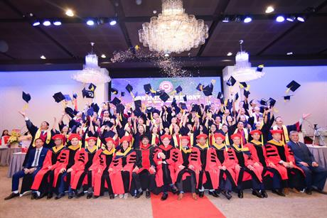 LỄ VINH DANH HỌC VIÊN MBA UBIS 2020