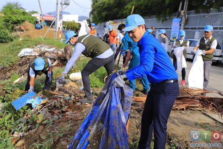 """Hưởng ứng Chiến dịch """"Làm cho thế giới sạch hơn năm 2020 - Cùng hành động để thay đổi thế giới"""""""