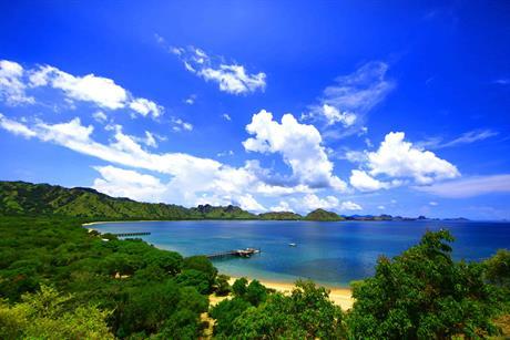 Primitive Bich Dam Island