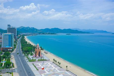 Bộ ảnh nhận diện Năm Du lịch quốc gia 2019 - Nha Trang, Khánh Hòa