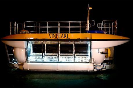 Vinpearl Nha Trang sắp có tàu ngầm du lịch hàng đầu thế giới