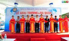 Lễ Khai Trương và Ra Quân 06 Tuyến Xe Bus Nội Thành Tp. Nha Trang