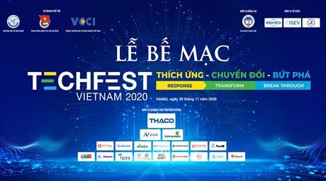 [TECHFEST VIETNAM 2020]Lễ bế mạc Techfest 2020